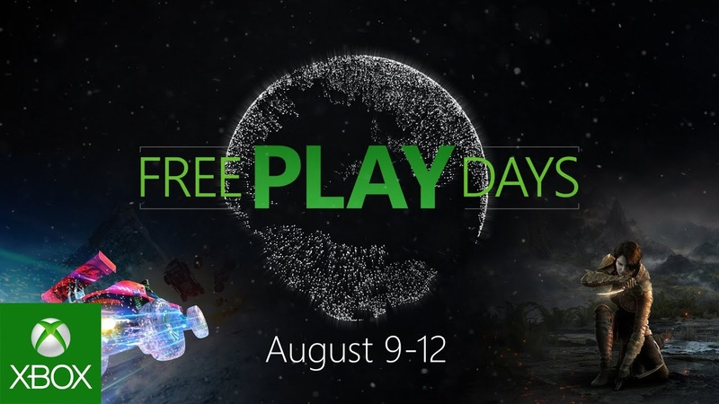 Free Play Days For All - August 9-12, 2018