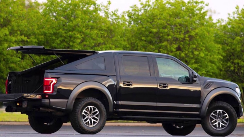 Fastback Ford F 150 by michigan vehicle solutions