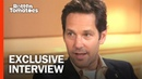 Ant-Man and the Wasp's Paul Rudd Has A New Nickname For Black Widow | Rotten Tomatoes