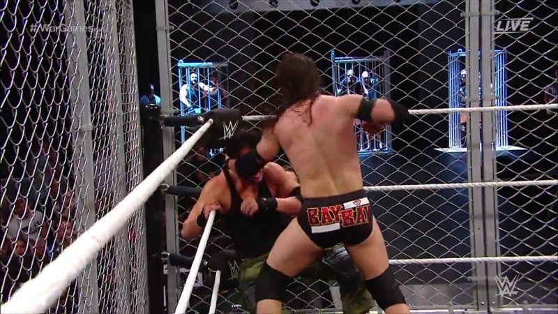 NXT TakeOver - WarGames (2017) 02