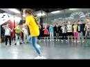 """Детская хореография- продвинутая группа,  чуть больше года занятий танцами- АНО """" ЦСТ """" ПАРАДОКС"""", рук. Оглуздина Полина"""