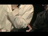 Фрагмент капустника. 13.01.2017 (Ксения и Полина Кутеповы)