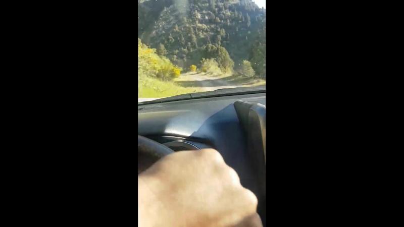 В горах.Двухсотка