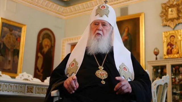 Филарет дает инструкции, как подавать в СМИ информацию о ПЦУ и Киевском патриархате