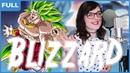 Dragon Ball Super: Broly Movie - Blizzard | Cover by ShiroNeko [ドラゴンボール 超 ( スーパー ) ブロリー] FULL