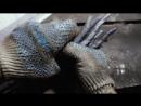 [Bonn Factory] Ковка копья , которое рубит деревья (копье рыцаря из города за стеной- Dark Souls 3) своими руками