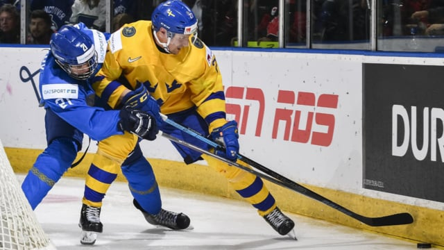 МЧМ-2019. Топ-дивизион. Швеция - Казахстан