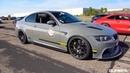 630HP BMW M3 E92 G POWER vs Lexus IS-F vs Nissan GT-R Nismo Авто