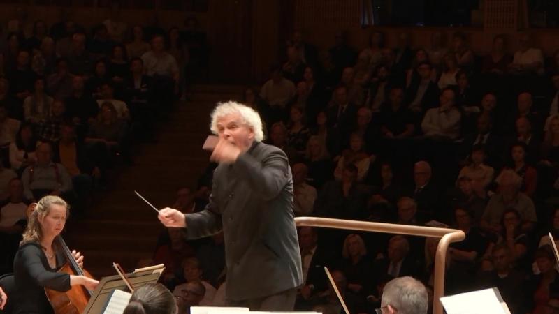 Sibelius Symphony No 5 __ LSO Sir Simon Rattle -19.09.2018