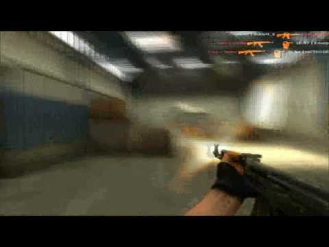 1 chance to survive[Counter-Strike:Source]