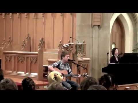 Noel MacMillan covers Slipknot Snuff Voice Recital Nov 25 2012