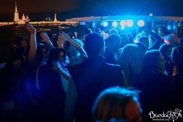 [club13102794 «Гидровояж» - Вечеринка на теплоходе!