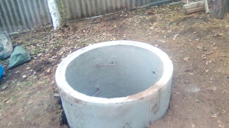 Нашли воду. Первый колодец с водой в деревне