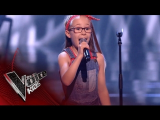 Brooke - Don't Stop Me Now (The Voice Kids UK 2018)