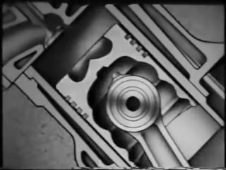 Как устроен Дизельный Двигатель