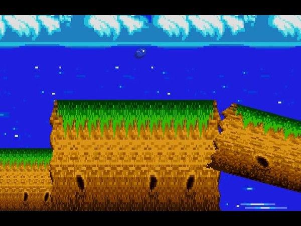 Sonic Platforms Demo - Fangame