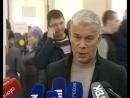 Олег Газманов голосует в Красноярске