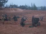 Луга, День артиллерии -