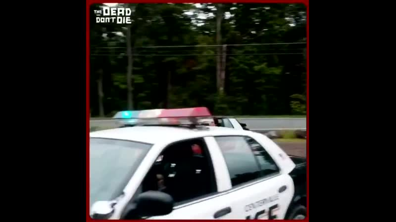 """When you hear the crew finds a dead body"""" 😎 🚗🚗"""