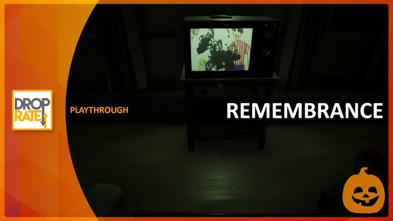 'Remembrance' (Itch.io) [Full Playthrough]