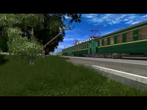 THE BIG SR3 IN THE TRAINZ 12