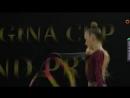 Кристина Пограничная Лента Финал - Кубок Дерюгиной 2018