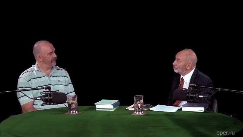 Разведопрос - Михаил Попов о друзьях и врагах диалектики