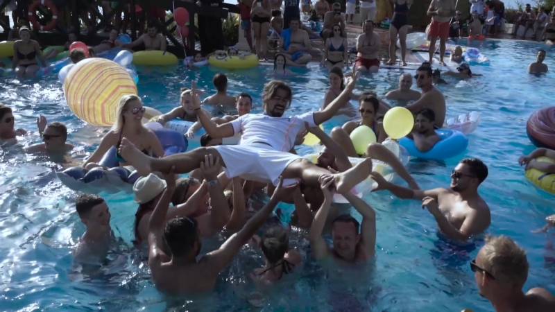 LİBERTY HOTELA LYKIA POOL PARTY