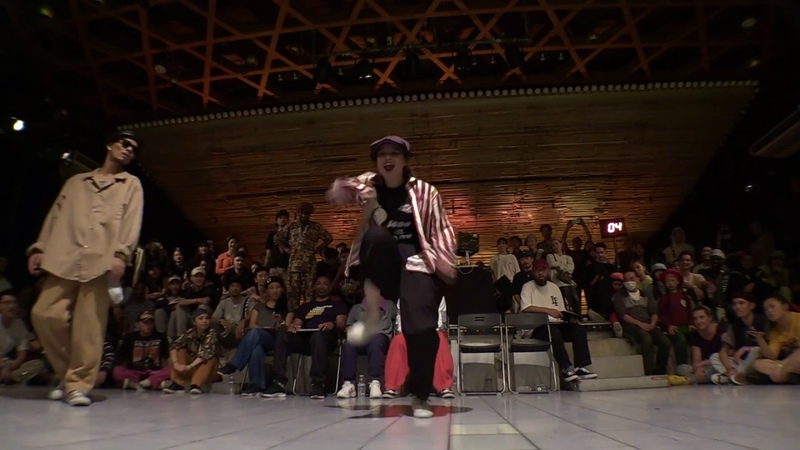 NOBBY vs LUNA @ LOCKING FOREVER JAPAN 2018 JUDGE CALL-OUT BATTLE