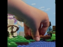 Stop motion: The Skeleton Attack - LEGO Minecraft