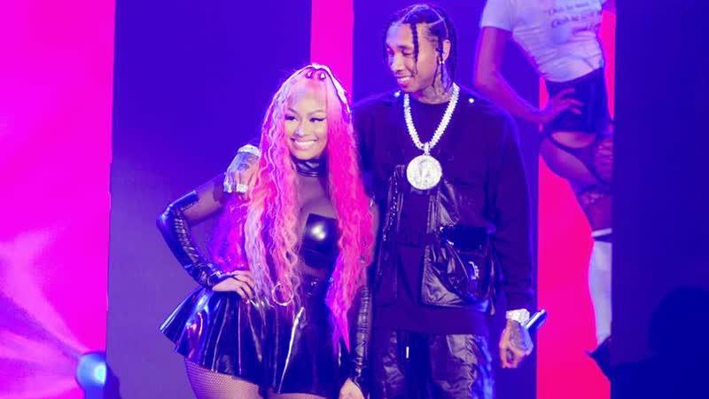 Nicki Minaj Feat. Tyga – Good Form / Dip | E! People's Choice Awards 2018