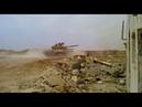 Сирия Танк избегает попадания ракеты Прекрасная работа экипажа
