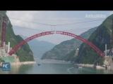 Новый мост через реки Сянси и Янцзы