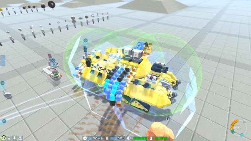 TerraTech Проект ,,Добытчик