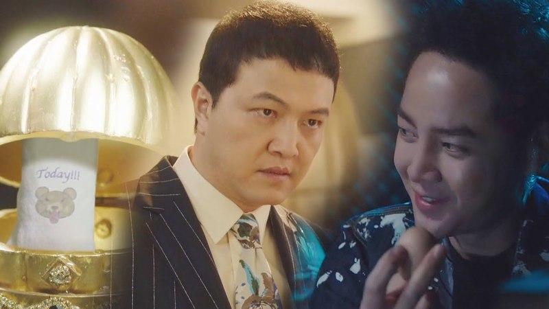 '눈 뜨고 코 베인' 정웅인, 장근석 반복 범행 예고에 '당황' 《Switch》 스위치 EP17-18
