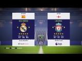 Live! FIFA 18. Финал Лиги Чемпионов. Реал Мадрид - Ливерпуль