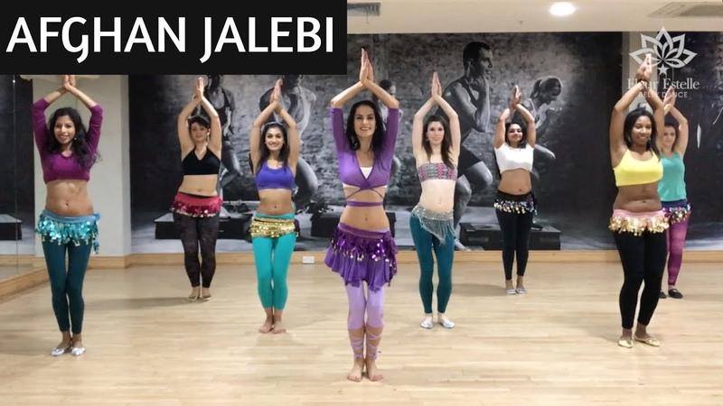 AFGHAN JALEBI by Fleur Estelle Belly Dance School