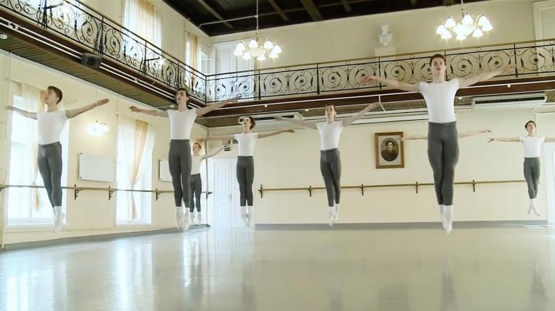Classical Dance Exam, VBA, 7 II, N. Tsiskaridze