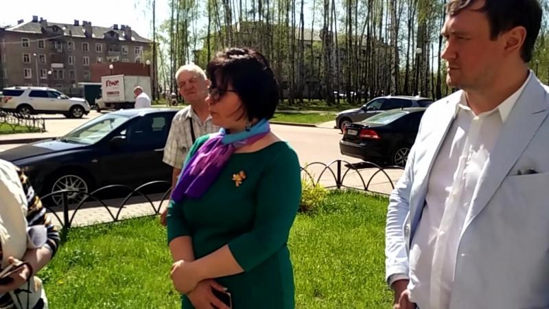 03 05 2018 Рейдерский захват дома управляющей компанией Элеком г Электросталь часть 3