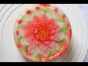 Lakomkavk How to make 3D gelatin cake