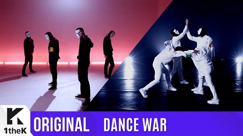 [17.10.2018] ASTRO Rocky - Spin Off Round 1 Fancam ver. @ DANCE WAR