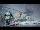 Игра World War Z/Война миров Z трейлер. World War Z PS4 Cinematic Gameplay Trailer