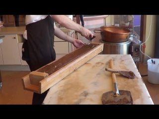 Как сделать Фадж на фабрике Фадж фэнтези в Ниагарском водопаде How to Make Fudge at the Fantasy Fudge Factory in Niagara Falls