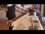 Как сделать Фадж на фабрике Фадж фэнтези в Ниагарском водопаде How to Make Fudge at the Fantasy Fudge Factory in Niagara Falls
