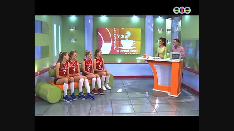 Волейболистки Самрау-УГНТУ