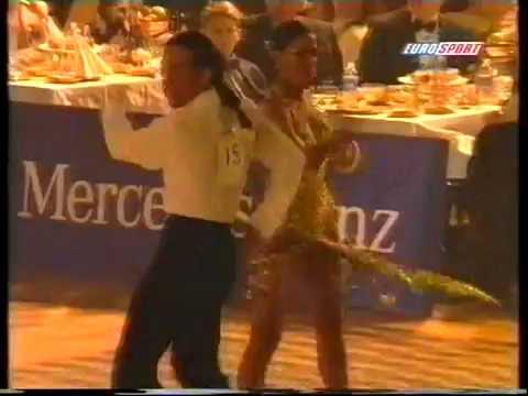 Moszkva '01 Kreml Kupa Latin