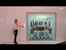 Blum at interzum 2017 - concept study for extremly large fronts
