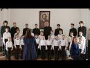 Богородице Дево неизвестный автор Дирижирует Яна Александровна Находнова