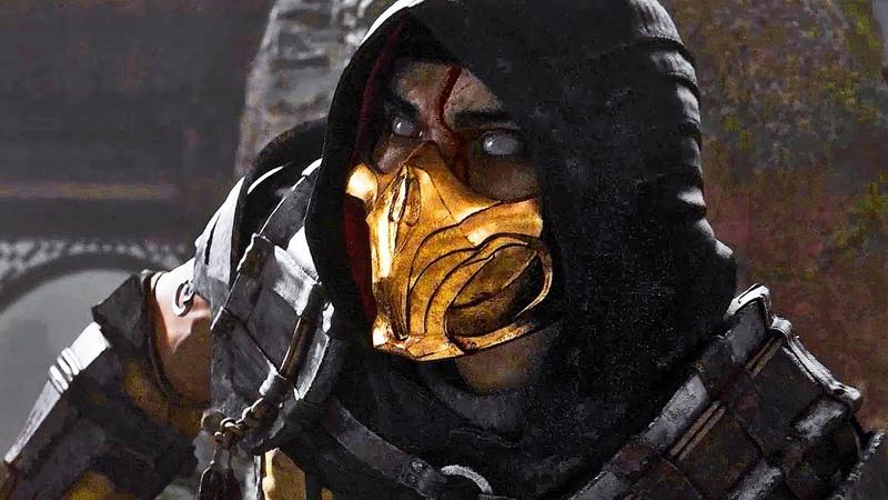 Mortal Kombat 11 - Cinematic Trailer With Original Theme Song (2019)