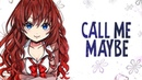 Nightcore Call Me Maybe Lyrics